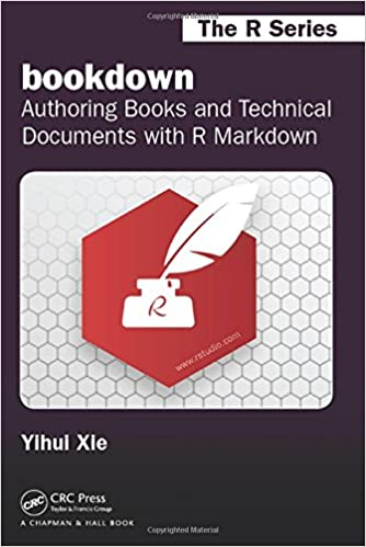 Amazon com: bookdown: Authoring Books and Technical