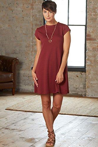 Fair Indigo Fair Trade Organic Swing Dress