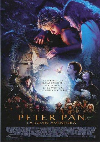 peter pan 2003 poster - 6
