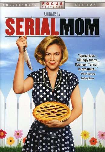 DVD : Serial Mom (Remastered, Collector's Edition, Widescreen, , Dolby)