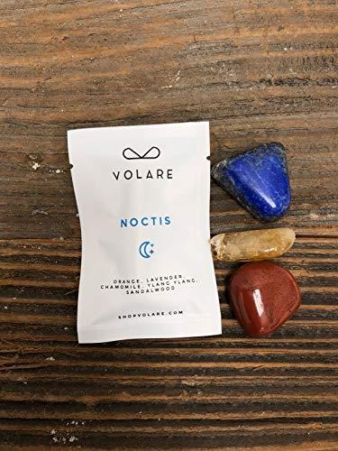 (Noctis Aromatherapy Wick; Aromatherapy Inhaler; Aluminum Inhaler)