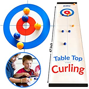 Elite Sportz Equipment Family Games for Kids and Adults – Fun Kids Games Ages 4 and Up – Way More Fun Than it Looks, is Quick and Easy to Set-Up and So Compact for Storage