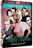 Nifty Fifties - 50 Movie Pack: Cyrano de Bergerac - The Lady Says No - The Man with the Golden Arm - The Snows of Kilimanjaro - The Last Time I Saw Paris - The Jackie Robinson Story - The Conquest of Everest - Beneath the 12-Mile Reef + 42 more!