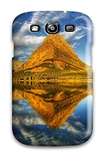 Best Series Skin Case Cover For Galaxy S3(glacier National Park) 4011937K45243854