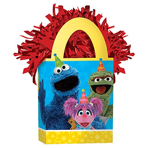 Amscan Sesame Street Balloon Weight (Each)