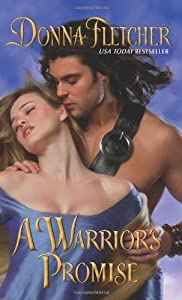 A Warrior S Promise Donna Fletcher New And Used Books border=