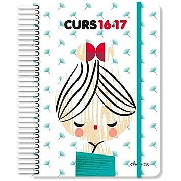 Grafoplas 74140461 Charuca - Agenda escolar con diseño ...