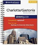 Rand McNally Charlotte/ Gastonia Mecklenburg & Gaston Counties Streetguide