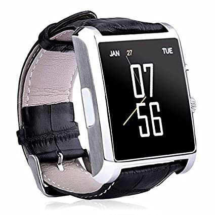 Domino DM68 Bluetooth Watch Heart Rate Monitor Pedometer Sedentary ...