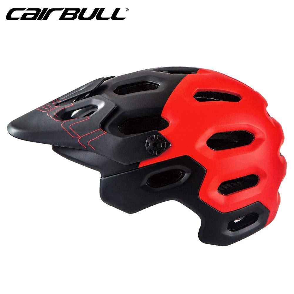 StageOnline CAIRBULL Casco de Bicicleta Ciclismo Adultos Ajustable Hombres Mujeres Cascos de Protecci/ón de Seguridad de Monta/ña Ultraligera