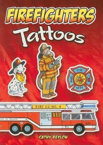 Firefighters Tattoos (Dover Tattoos) ()