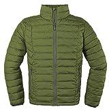 Sierra Designs Tuolumne Jacket, Pesto/Alloy, Medium, 2551317PST-MD