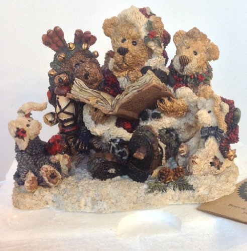 The Boyd Bear Collection -Grenville The Story Teller