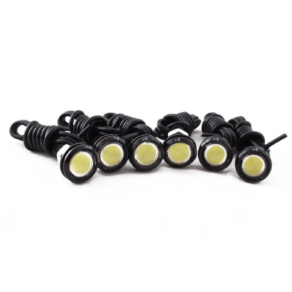 HOTSYSTEM 6 x 12V 110LM Auto LED Luci Lampada per Auto camion veicolo illuminazione esterna