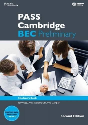 PASS Cambridge BEC Preliminary