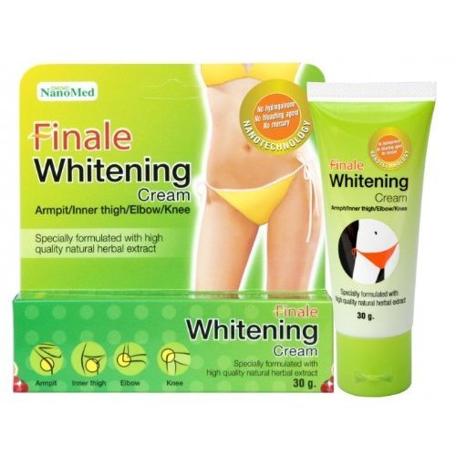 Nonomed Finale Whitening Cream Armpits, Thighs, Elbows, and Knees 30 ()