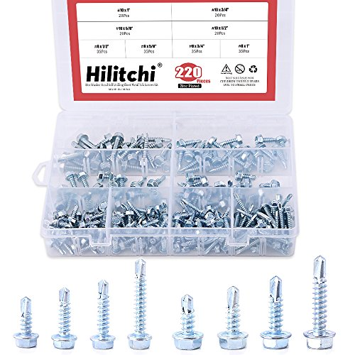 Most Popular Sheet Metal Screws