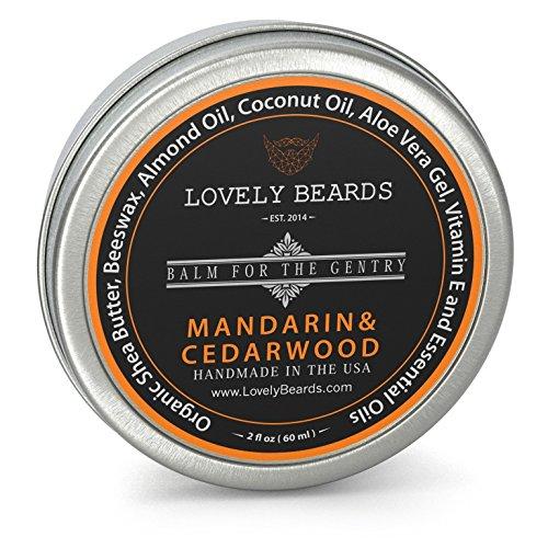 Lovely Beards Conditioner Softener Cedarwood