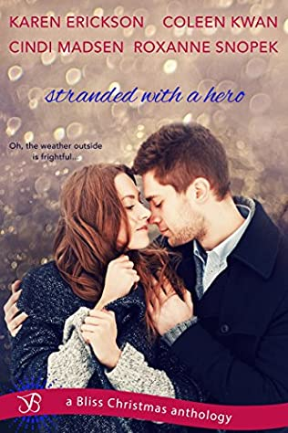 book cover of Stranded with a Hero