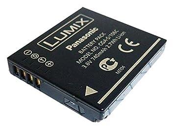 Amazon.com: Cargador de batería DMW-BCF10E para Panasonic ...