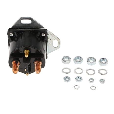 B Blesiya Bujías de Incandescencia y Relé Dual Coil Glow Plugs Relay para Coche Vehículo: Amazon.es: Coche y moto