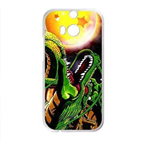 Green fierce dragon Cell Phone Case for HTC One M8