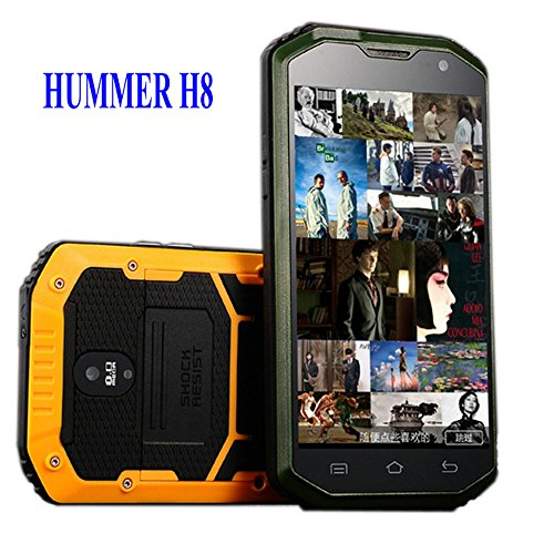 hummer-h8-mtk6572-android-44-rugged-phones-waterproof-50-inch-screen-80mp-camera-durable-battery-gps
