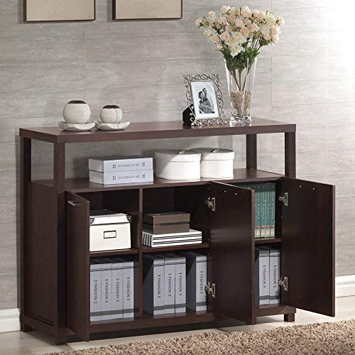 Acme 08278 Hill Cabinet with Thr...