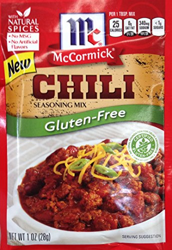 Top gluten free chili seasoning packets