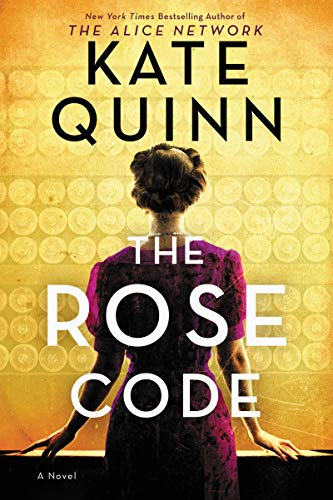 Book Cover: The Rose Code: A Novel