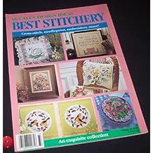 McCall's Best Stitchery - Design Ideas Vol. 33 - 1988