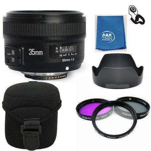 55mm 043x Altura Photo Professional Hd Wide Angle Lens W Macro