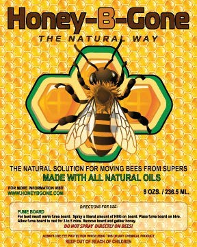 Blythewood Bee Company Honey-B-Gone Honeybee Repellent by Blythewood Bee Company