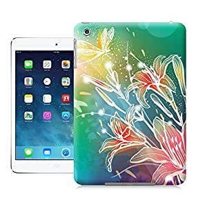 Unique Phone Case Colorful dragonfly pattern Hard Cover for ipad mini cases-buythecase
