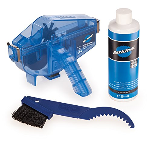 Park Tool CG-2.3 Chain Gang Chain Cleaning System Blue, One - Stores North Park