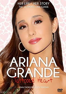 Ariana Grande: Tattooed Heart