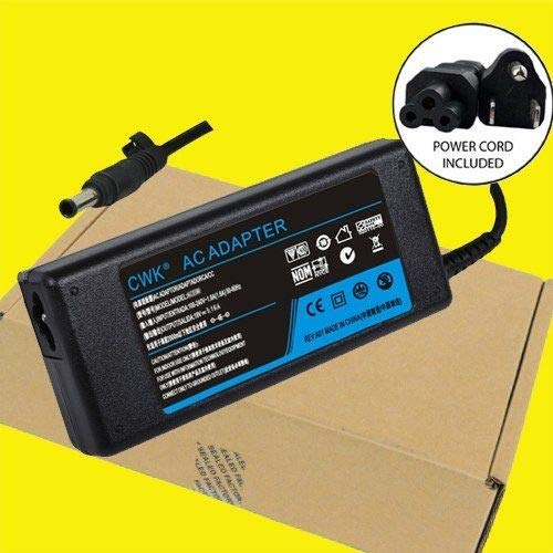 FYL AC Adapter Charger for HP DV2000 DV4000 DV6000 Laptop Battery Power Supply Cord (Battery Dv2000)