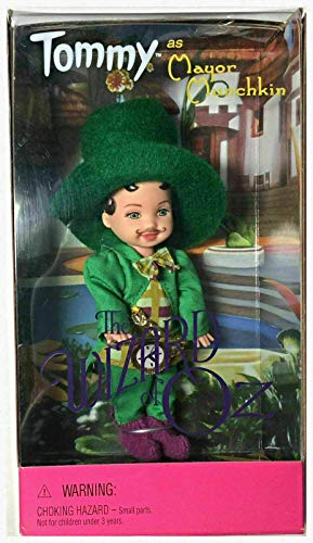 Barbie Tommy As Mayor Munchkin in the Wizard of -