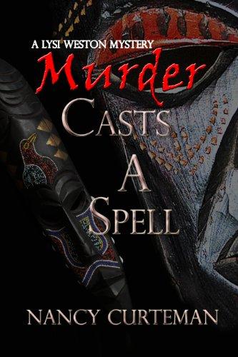 Murder Casts A Spell by [Curteman, Nancy]