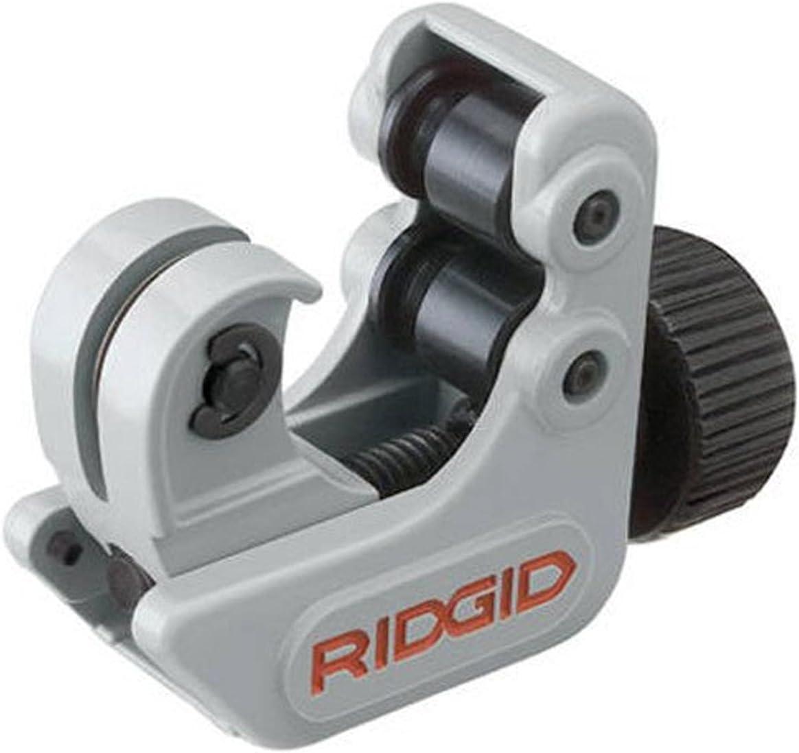 Ridgid - CC247 RIDGID 40617 Model 101 Close Quarters Tubing Cutter, 1/4-inch to 1-1/8-inch Tube Cutter Silver - Pipe Cutter -