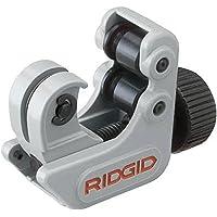 RIDGID 40617 Modelo 101 Cortador de tuberías para espacios estrechos, cortador de tubos de 6 mm a 29 mm