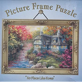 Amazon Com Picture Frame 250 Piece Jigsaw Puzzle Quot No