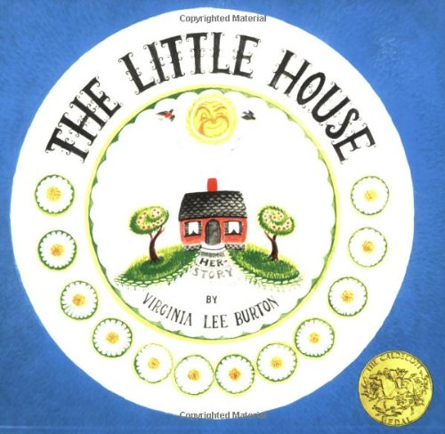 Download The Little House Book & CD (Read Along Book & CD) pdf