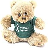 Green Awareness Teddy Bear