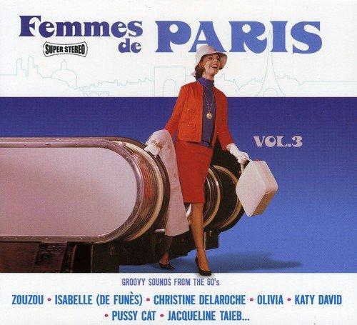 Femmes De Paris, Vol. 3 by Wagram Records