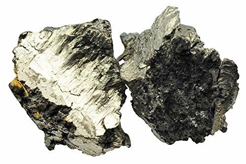 Gadolinium Rare Earth Metal 99.9% Pure 10 Grams for Element Collection Luciteria Science