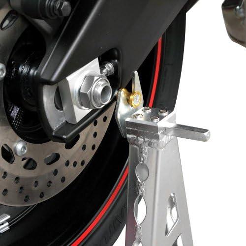 B/équille datelier arri/ère pour KTM 390 Duke ConStands Superlight Racing argent
