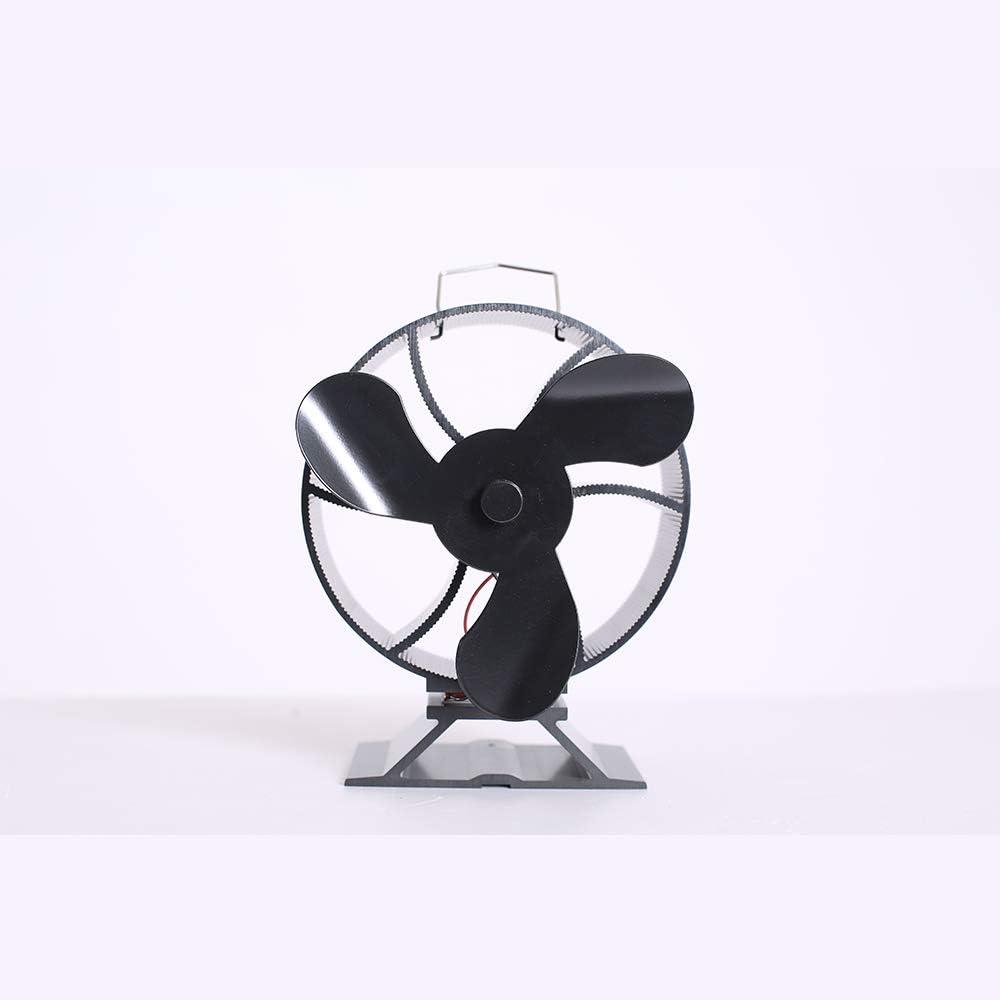 Ventilador sin electricidad, con funcionamiento de calor de 3 ...