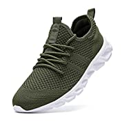 DaoLxi Mens Running Walking Tennis Gym Athletic Shoes Fashion Sneakers Casual Ligthweight Workout Sports Shoes…
