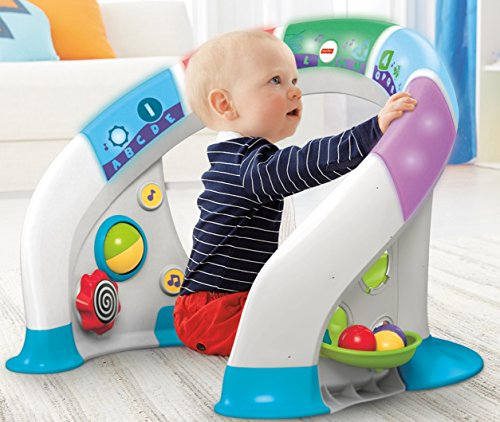 Fisher-Price Bright Beats Smart Touch Play Space